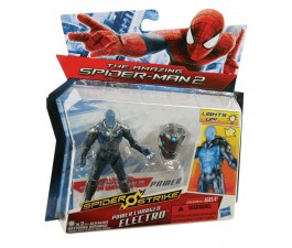 Amazing Spiderman 2 Spider Strike 3.75 inch Electro