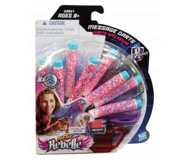 Nerf Rebelle Secret Agent - Message Dart Refill Pack
