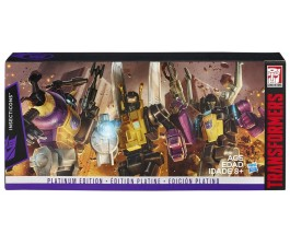 TRANSFORMERS - PLATINUM EDITION INSECTICONS
