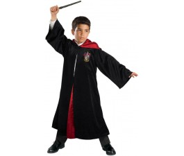 Deluxe Harry Potter Robe 6+ Wand Not Included