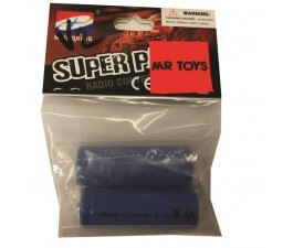 Survivor Batteries 3.7V 1100Mah