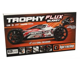 1/8 TROPHY FLUX BUGGY BRUSHLESS ELECTRIC
