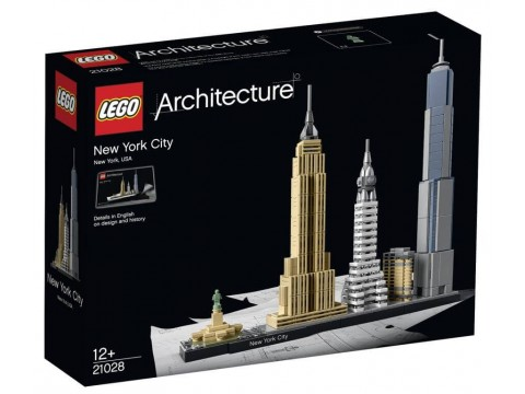 LEGO Architecture New York City 21028 (Limited)