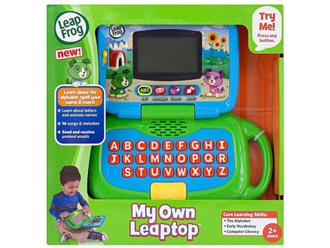 My Own Leaptop (Scout)