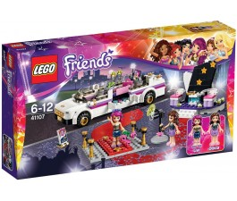 LEGO Friends Pop Star Limo 41107