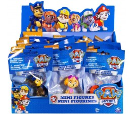 Paw Patrol Mini Pups Figure Randomly Assorted - One Only