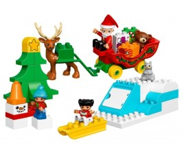LEGO DUPLO Santa's Winter Holiday 10837