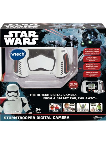 Stormtrooper Digital Camera