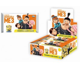 Topps Despicable Me 3 - Trading Card Packs