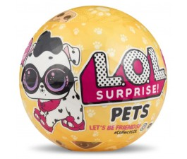 L.O.L. Surprise! Pets Asst Series 3 Yellow