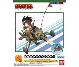 Mecha Coll. Db Vol 4 Son Gokou's Buggy