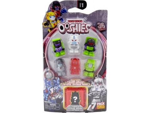 Transformers Ooshies 7 Pack Asst