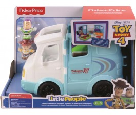 Little People Toy Story 4 RV