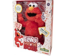 Sesame Street Elmos Got The Moves
