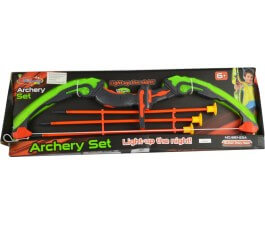 Archery Set Light Up