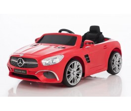 Mercedes Benz SL400 Red 6 Volt