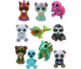 TY Beanie Mini Boos- Assorted