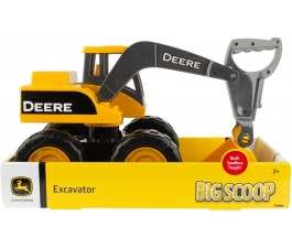 John Deere 38cm Construction Big Scoop Excavator