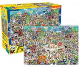 Spongebob Squarepants 3000Pc Puzzle