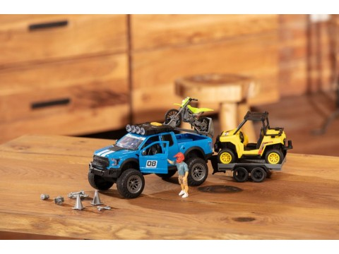 DICKIE PLAYLIFE-OFFROAD SET - LIGHT & SOUND