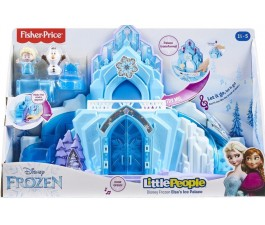 Little People Elsa's Ice Palace