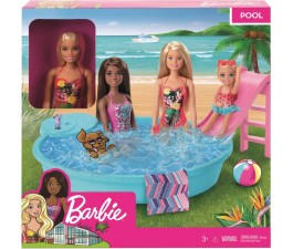 Barbie Pool With Doll