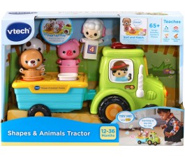 Shapes & Animals Tractor
