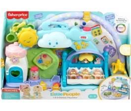 Fisher-Price Little People 1-2-3 Babies Playdate