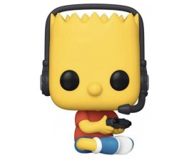 Simpsons - Gamer Bart Pop! Rs