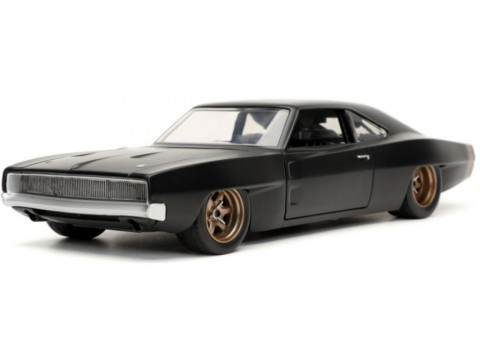 Fast & Furious 9 - 1968 Dodge Charger 1:24